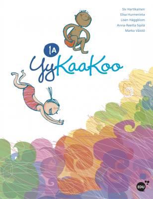 Yykaakoo 1A Oppikirja (+ Yli esteiden -vihko)
