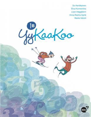 Yykaakoo 1B Oppikirja (+ Yli esteiden -vihko)