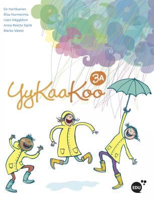 Yykaakoo 3A Oppikirja (+ Yli esteiden -vihko)