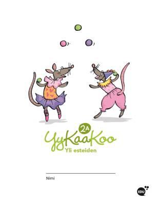 Yykaakoo 2A Yli esteiden -harjoitusvihko