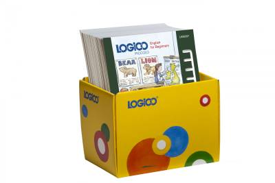 Logico Piccolo -boksi: English for Beginners