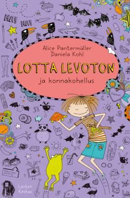 Lotta Levoton ja konnakohellus