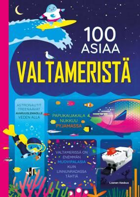 100 asiaa valtameristä