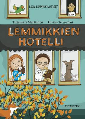 Lemmikkien hotelli